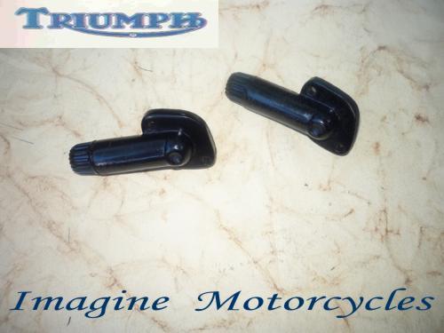 Pipas de magneto Triumph $270 el par