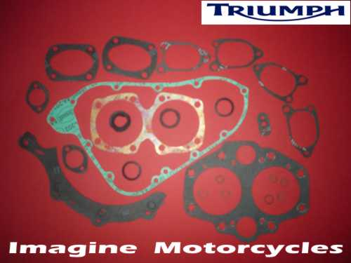 Juntas Triumph 500 $ 380
