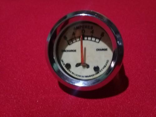Amperimetro Lucas blanco Sunbeam