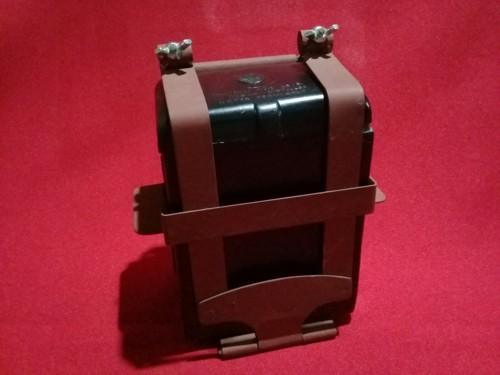 Soporte bateria Royal Enfield
