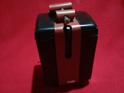 Soporte y caja de bateria BSA