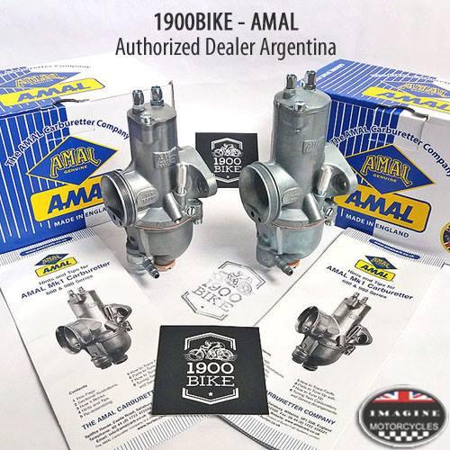 Carburadores amal made in england , repuestos