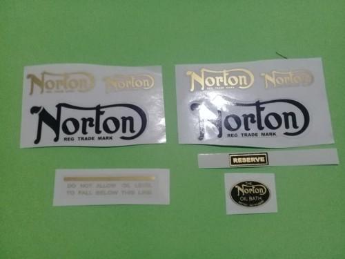 Calcos Norton