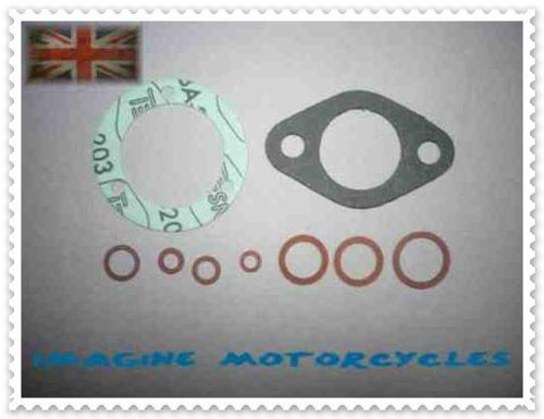 Junta carburador amal monoblock
