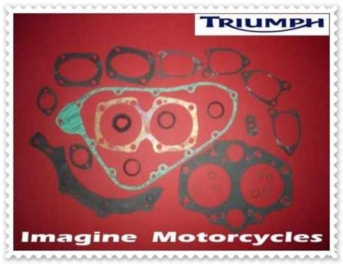 Juntas motor Triumph 500