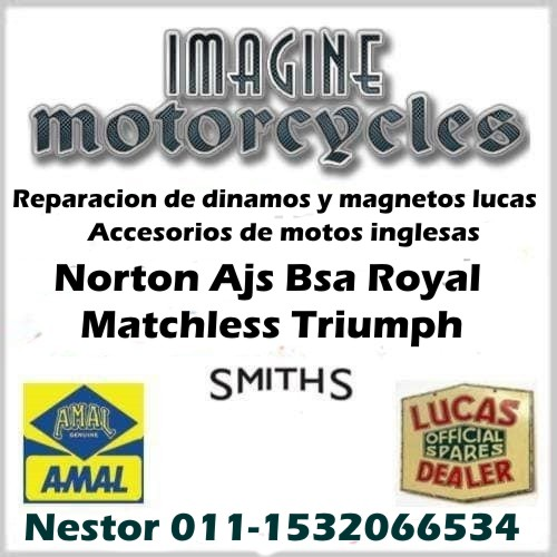 Ajs, Bsa,Royal ,Matchless,Triumph, Norton